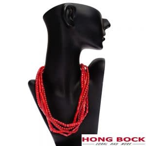 coral design chain red-0
