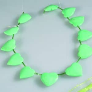 Magnesit Strang grün-0