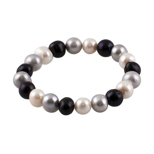 Süsswasser Perlen Armband-0