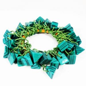Malahit Armband grün-0
