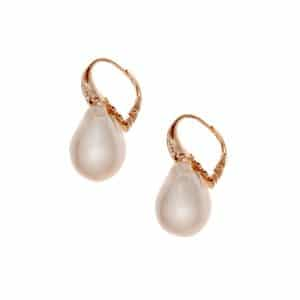 Nugget Pearls earings